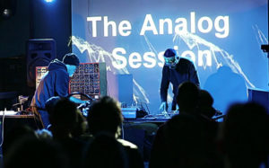 The Analog Session at Combo Social Club